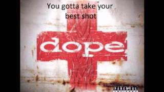 Dope - Take Your Best Shot LYRICS