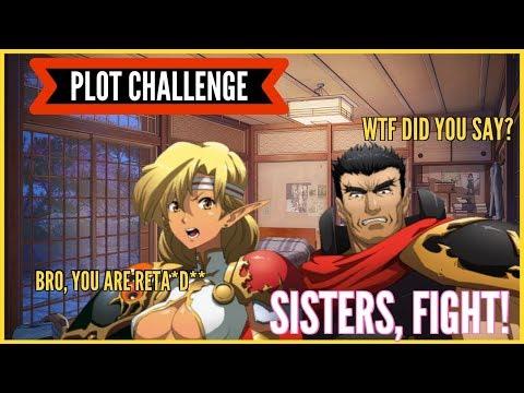 Langrisser M - Season of Giving - Plot Challenge - Sisters, Fight!