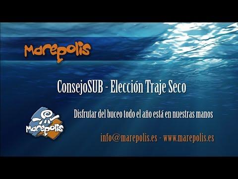 ConsejoSUB Traje Seco - MAREPOLIS