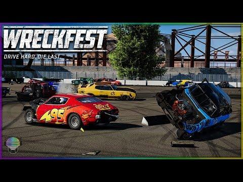 HUGE Classic Derby! | Wreckfest