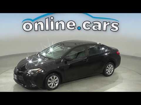 Pre-Owned 2016 Toyota Corolla LE