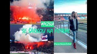 SE ŠÁRKOU NA FOTBAL: FC Viktoria Plzeň - SK Slavia Praha