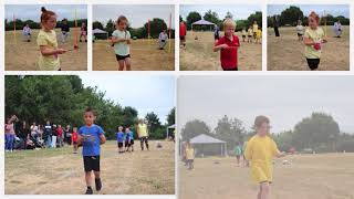 Reception sports morning