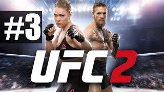 Прохождение UFC 2 [2016]  на русском - часть 3 - Боксёр против боксёра