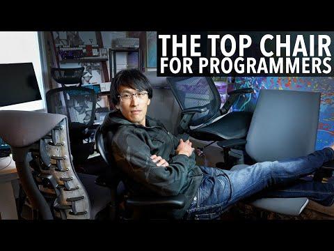 The Best Chair for Programmers... (as an ex-Google tech lead) | Aeron vs Embody, Steelcase, Hyken...