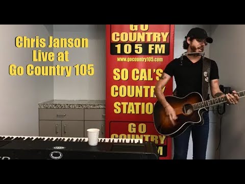 """Chris Janson """"Everybody,"""" """"Name On It,"""" """"Drunk Girl"""" and """"Fix A Drink"""" LIVE"""