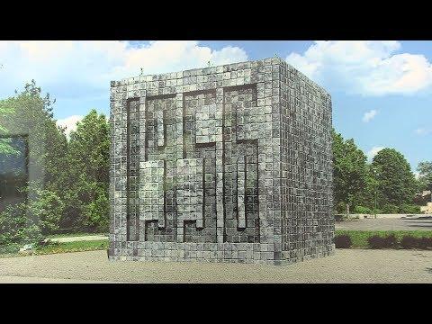 Várnegyed Galéria - 1956-os emlékművek Budapesten - video preview image