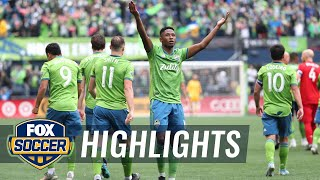 90 in 90: Seattle Sounders vs. Toronto FC | 2019 MLS Cup Final Highlights
