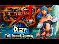tas guilty Gear Xx Core Plus Dizzy