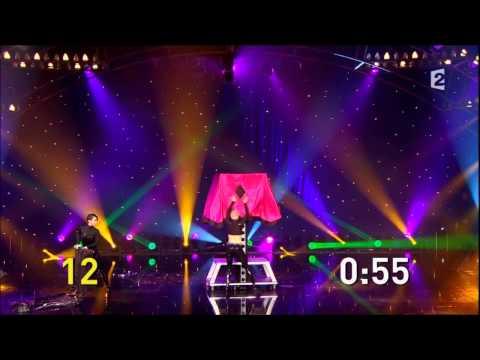 קוסם שובר את שיא העולם על הבמה!