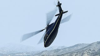 Helicopter Crashes North of Los Angeles | Here's What Really Happened to N72EX