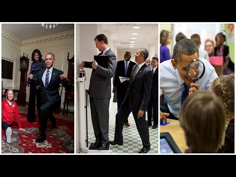 Barack Obama's Best & Funny Moment | Thank You Obama !!