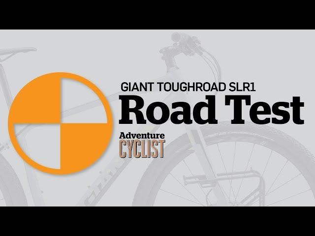 Видео Велосипед Giant ToughRoad SLR 1 Copper