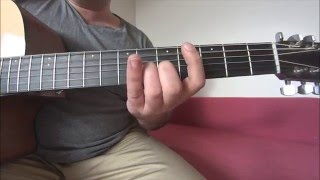 You're all I need to get by - Marvin Gaye feat Tami Terrell acoustic guitar tutorial