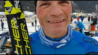 Video-impressie Weissensee Wintertriathlon