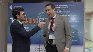 Youtube: Intervista a Stefano Marioni (Extrapola) - Forum Economy Roadshow Roma