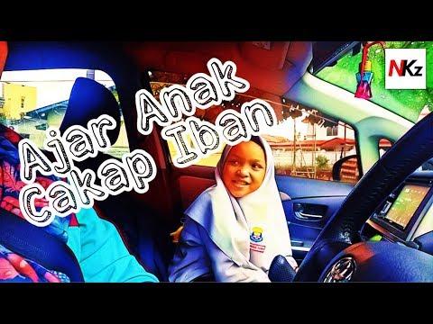 Isteri Ajar Hannah Bahasa Iban #CakapIban #JakuIban