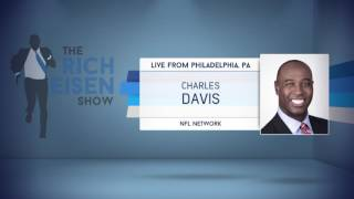 NFL Network Analyst Charles Davis on Who Goes #2 in NFL Draft - 4/26/17