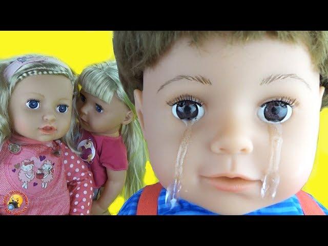 Кукла BABY BORN - СТАРШИЙ БРАТИК