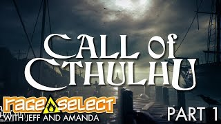 Call of Cthulhu - The Dojo (Let's Play) Part 1