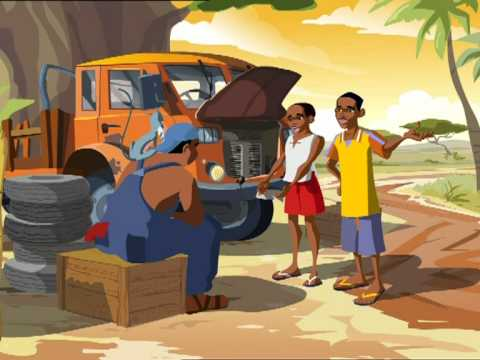 Download Microcredit Africa Works - Cartoon 'Birima Son Of Africa' HD Mp4 3GP Video and MP3