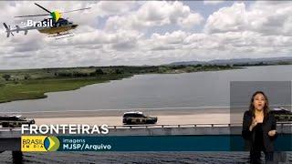 Agentes de vigilância em fronteiras recebem capacitação