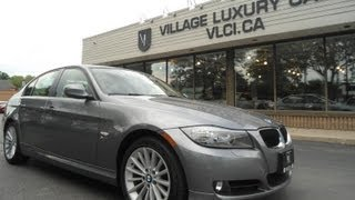 preview picture of video '2011 BMW 328i xDrive in review - Village Luxury Cars Toronto'