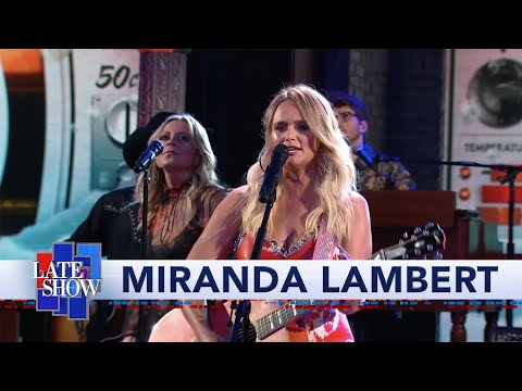 """Miranda Lambert: """"It All Comes Out In The Wash"""""""