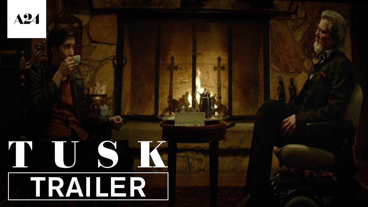 Movie Trailer: Tusk (2014)