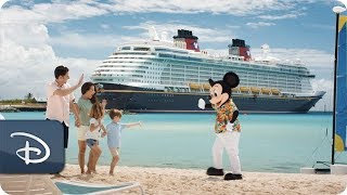 Disney Cruise Line: Mickey and Me at Sea