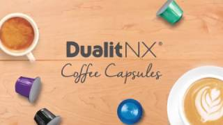 How to use Dualit NX® Coffee Capsules  preview
