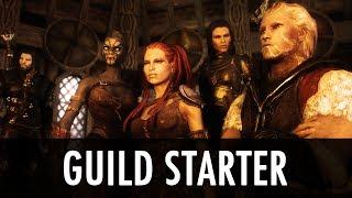 Skyrim Mod: Guild Starter