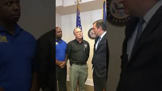 Sen. Cruz Joins FEMA and the SBA for a Facebook Live Discussion - October 11, 2017