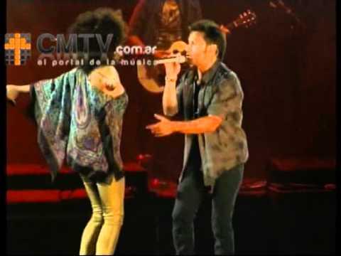 Diego Torres video Ahora ya sé - Mar del Plata 2012