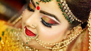 HD BRIDAL AIRBRUSH MAKEUP   Prabha Makeover