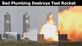 What Can We Learn From The Explosion Of The Latest SpaceX Prototype?