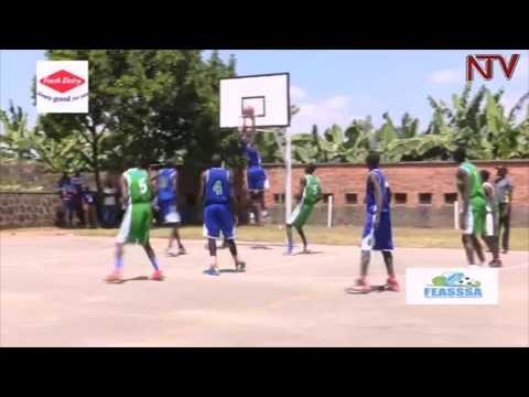 Ugandan teams dominate EA schools basketball games in Rwanda