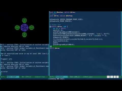 perl live coding