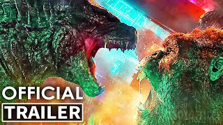 GODZILLA VS KONG Fight Trailer (NEW 2021) by Fresh Movie Trailers