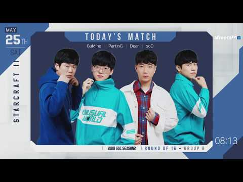 [ENG] 2019 GSL S2 Code S RO16 Group B