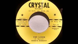 DERRICK HARRIOTT – The Loser [1967]