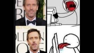 Hugh Laurie- Didn