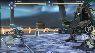 Shadow fight 3 boss fight Ultra hd gameplay