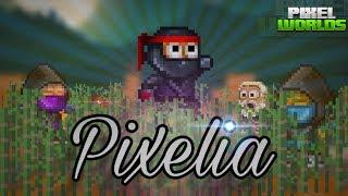 Pixel Worlds - Pixelia | Short Film