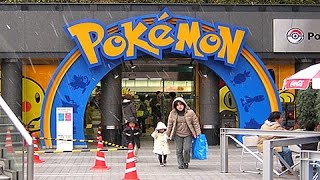 Download Youtube: The REAL LIFE Pokemon Center in Japan!!