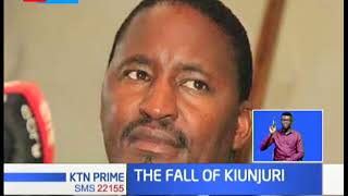 The fall of Kiunjuri: President Kenyatta had warned Kiunjuri earlier on before sacking him today