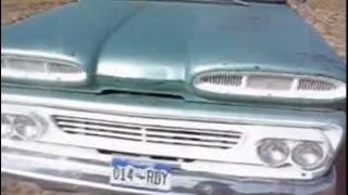 1960 Chevrolet Truck - Just Having Fun