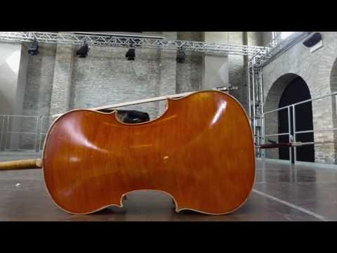 Il violoncello è un pretesto