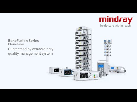Bene Fusion SP3 Syringe Pump