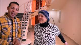 مفاجأة عروستى لماما الحاجه !! طايرتها من الفرحه💃😘!!